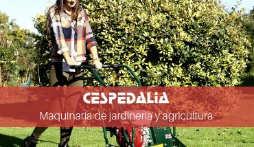 Tienda online Maquinaria de Jardinería